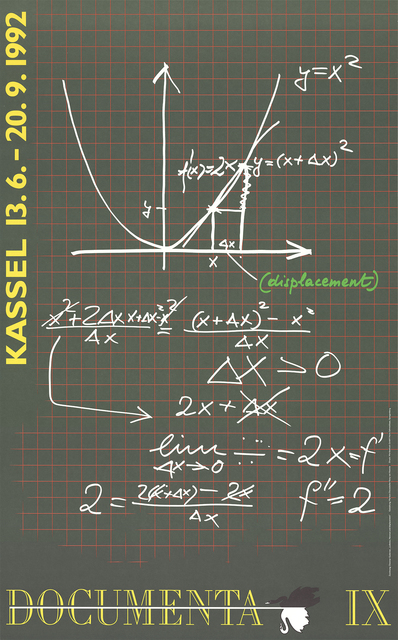 Marleen Deceukelier, 'Drawing Dietmar Guderian Leibniz, Newton and Displacement', 1992, ArtWise