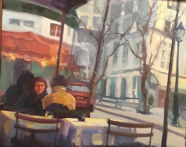 , 'Café sur la Rue,' , Cosmopolitan Fine Arts