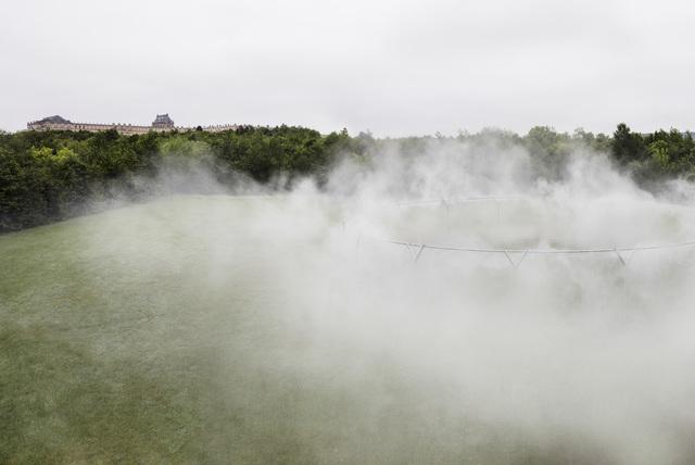 , 'Fog Assembly,' 2016, Château de Versailles