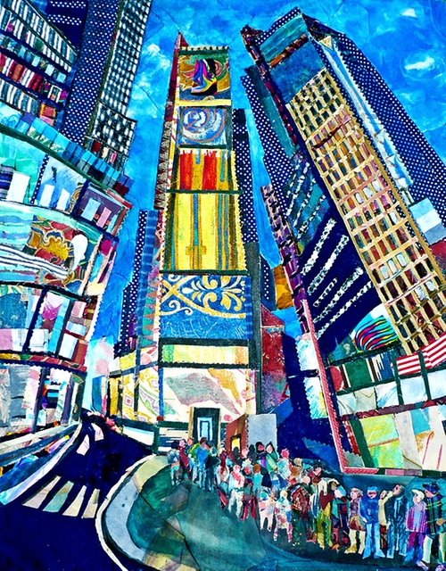 , 'TIMES SQUARE I ,' 2014, Alpha 137 Gallery