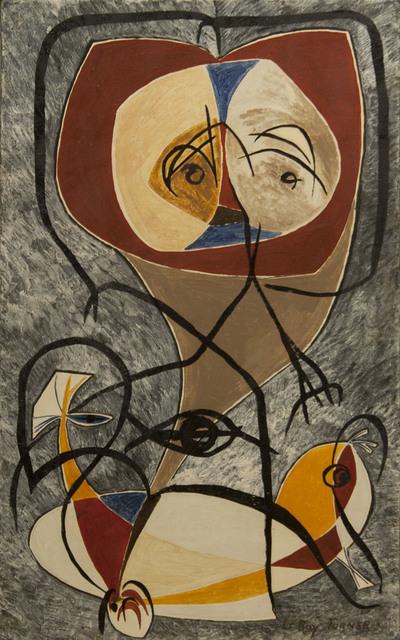 , 'AA E.1 (III),' ca. 1940s, Richard Norton Gallery