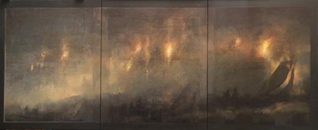Gail Chase Bien, 'Ghost Rhyder', 2017, Andra Norris Gallery