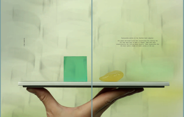 Paula Hayes, 'Lucid Green', 2013, Carolina Nitsch Contemporary Art