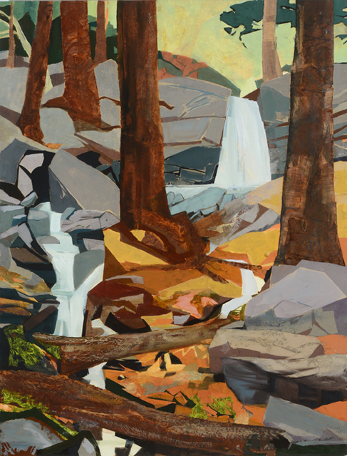 , 'Homer's Falls, Streambed ,' 2015, Visions West Contemporary