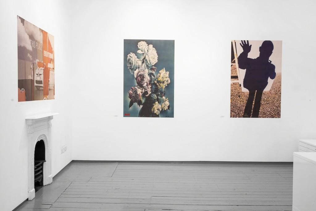 Installation at Paul Stolper Gallery - SNAP / THE PORTFOLIO 2012 - June 03, 2012 - June 15, 2013