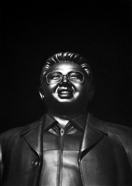 , 'Kim Jong - il.,' 2016, Victor Lope Arte Contemporaneo