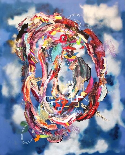 Yuni Lee, 'Warm Hole in the Quantum Form', 2015, Ro2 Art
