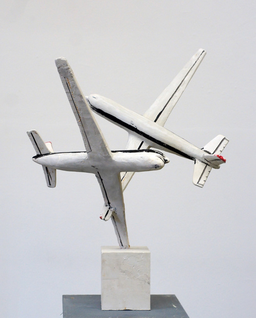 , 'Two planes,' 2016, XL Gallery
