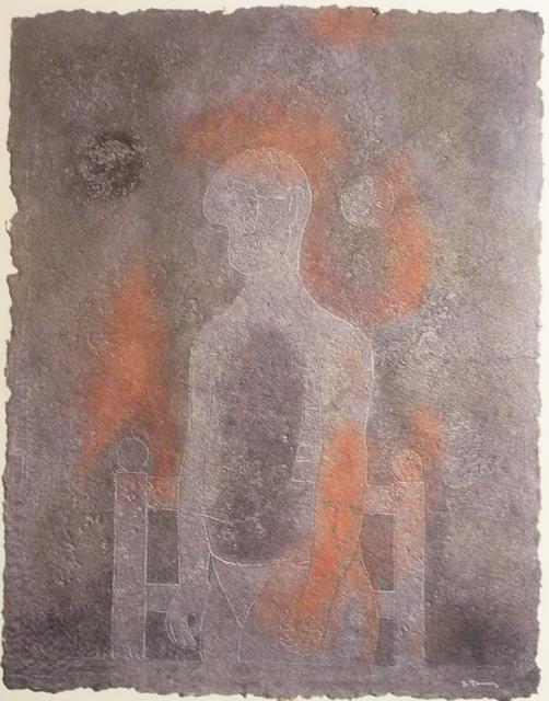, 'Hombre en Gris (Man in Grey),' 1981, Latin American Masters