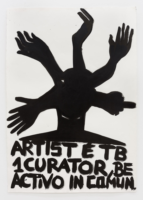 Carla Filipe, 'Tentáculos (The Artist is Also a Curator)', 2016, Múrias Centeno