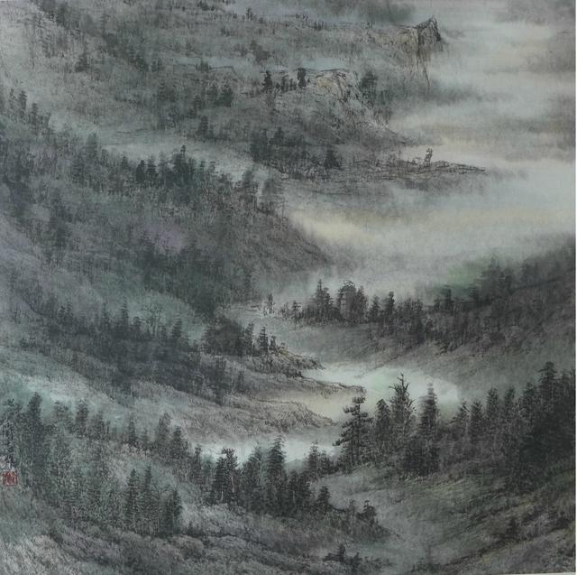 , '曉山 (Morning Mountain),' 2018, Artify Gallery