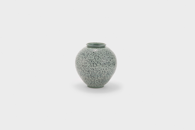 , 'Celadon jar with double-inlaid peony design,' 2012, Gallery LVS