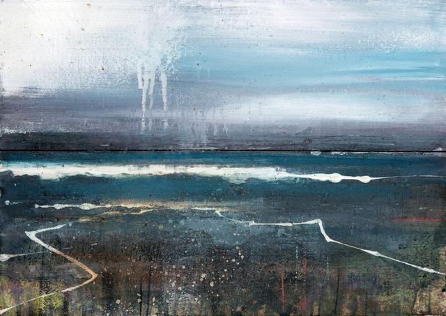 , 'Shore Study I,' 2017, Thackeray Gallery