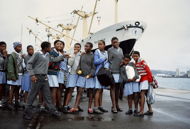 , 'Ship lesson (Durban),' 1999-2010, Christopher Grimes Gallery