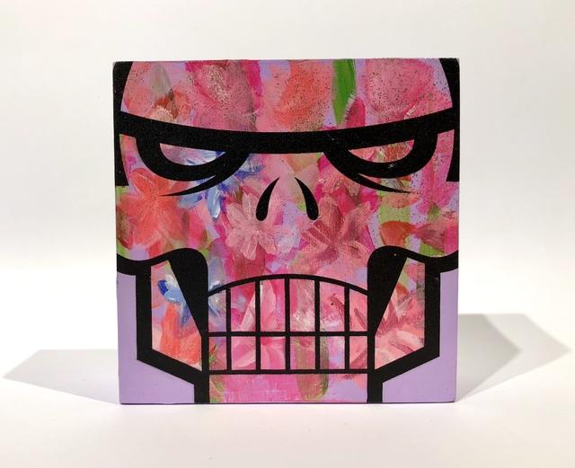 matt siren, 'Transformer Mask #13', 2018, Woodward Gallery