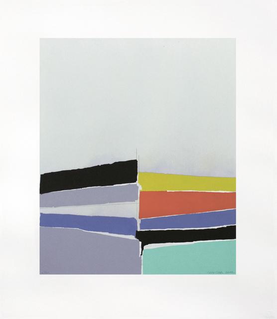 , 'Humber River Estuary (gray),' 2002, Long-Sharp Gallery