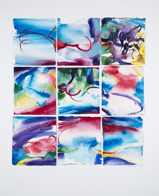 , 'Nine,' 2016, Cerulean Arts