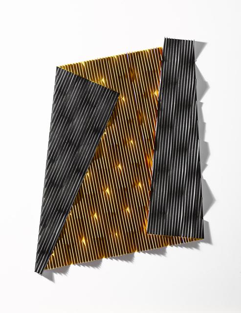 , 'Fold X,' 2017, Gormleys Fine Art