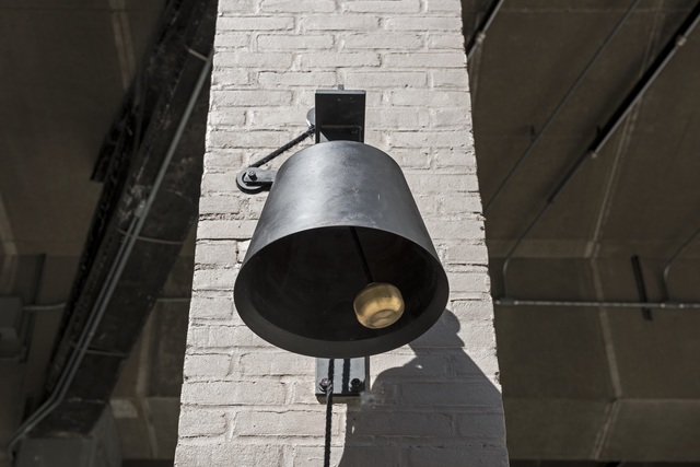 , 'Wall Bell,' 2016, High Line Art