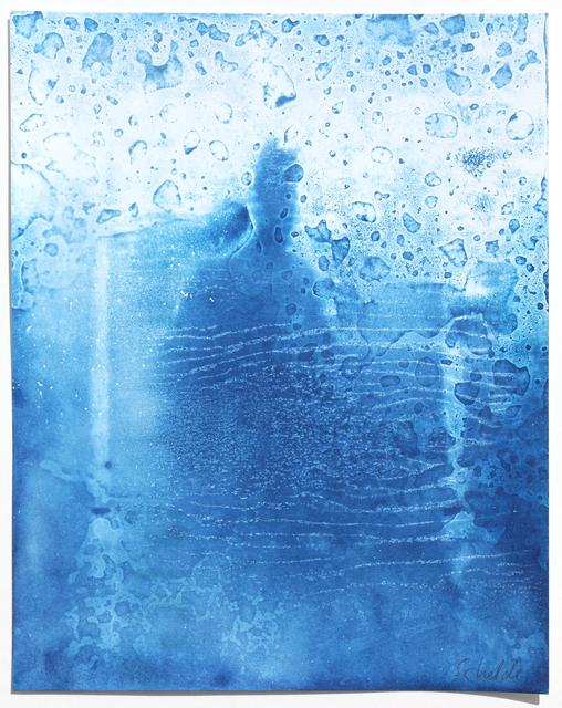 , 'Blurred Man,' 2017, Hans Alf Gallery