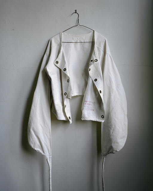 , 'Straightjacket, Logansport State Hospital, Logansport, Indiana,' 2007, Benrubi Gallery