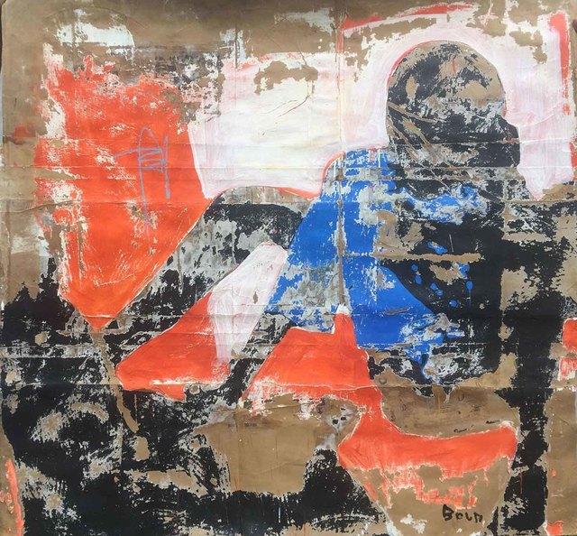 , 'Djossi,' 2018, Galerie Cécile Fakhoury - Abidjan