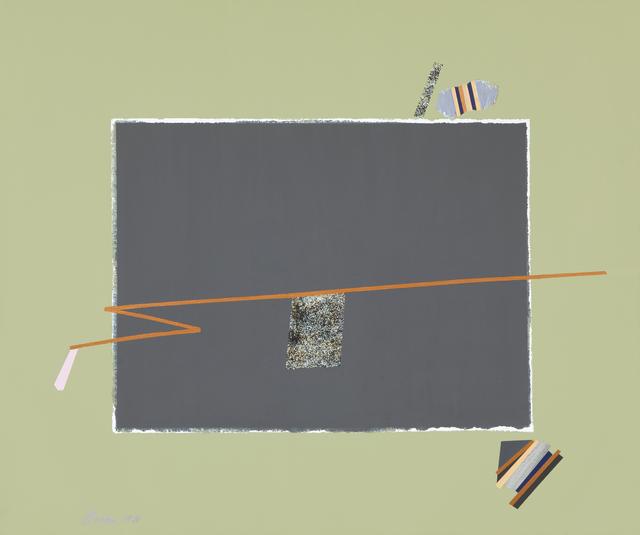 , 'Aza,' 1981, Susan Eley Fine Art