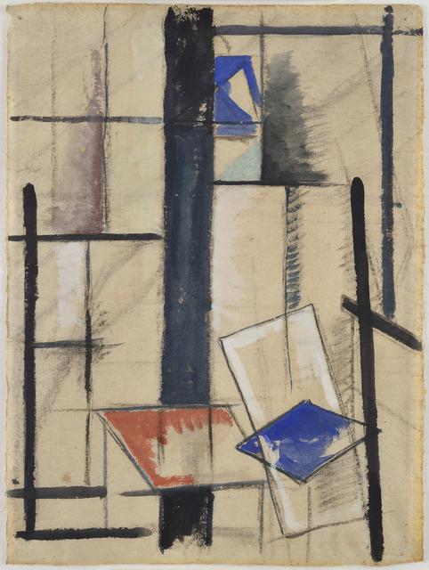 , 'Sans titre,' 1925-1926, Galerie Zlotowski
