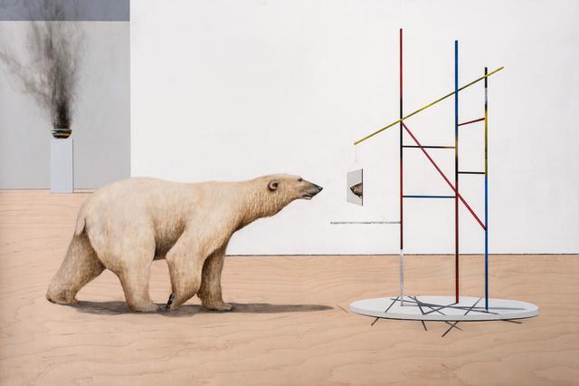 , 'Ulterior Opposition,' 2017, K. Imperial Fine Art