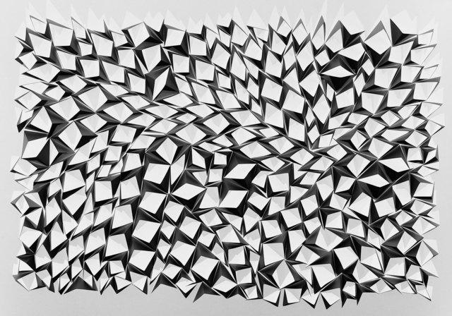 , 'Partition 44,' 2015, Von Lintel Gallery