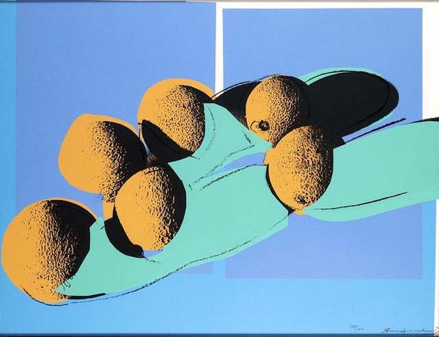 Andy Warhol, 'Space Fruit: Still Lifes', 1979, Wallector