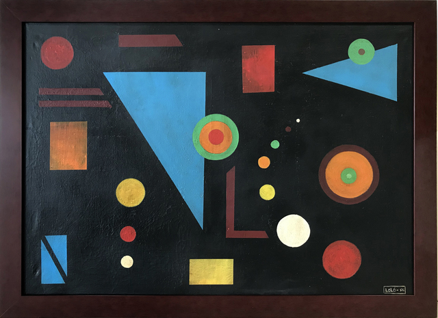 , 'Untitled,' 1956, Palette Contemporary Art and Craft