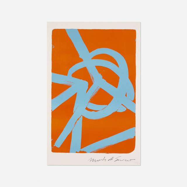Mark di Suvero, 'Planetaire', 1987, Wright