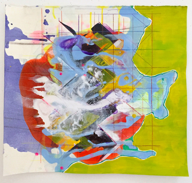 Anne Sherwood Pundyk, 'Strategy', 2015, Adah Rose Gallery