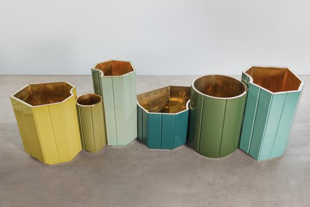 , 'Landscape Vases Series #1,' 2013, Carwan Gallery