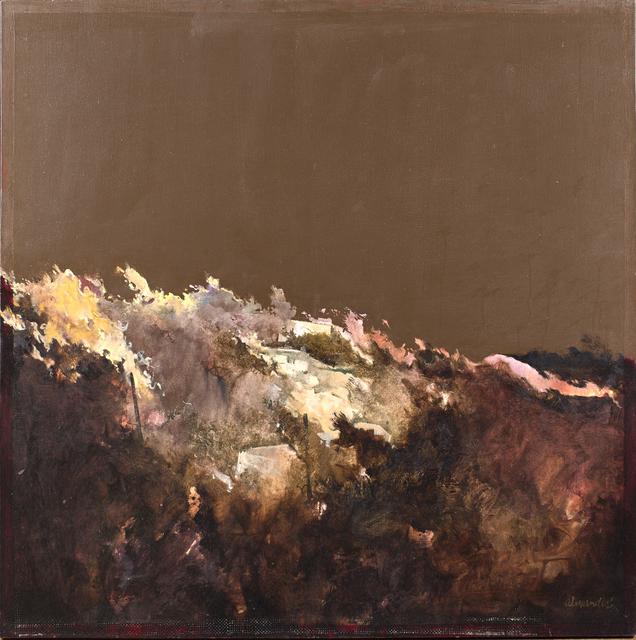 John Alexander, 'Untitled (0140-373)', Painting, Oil on canvas, Rago/Wright