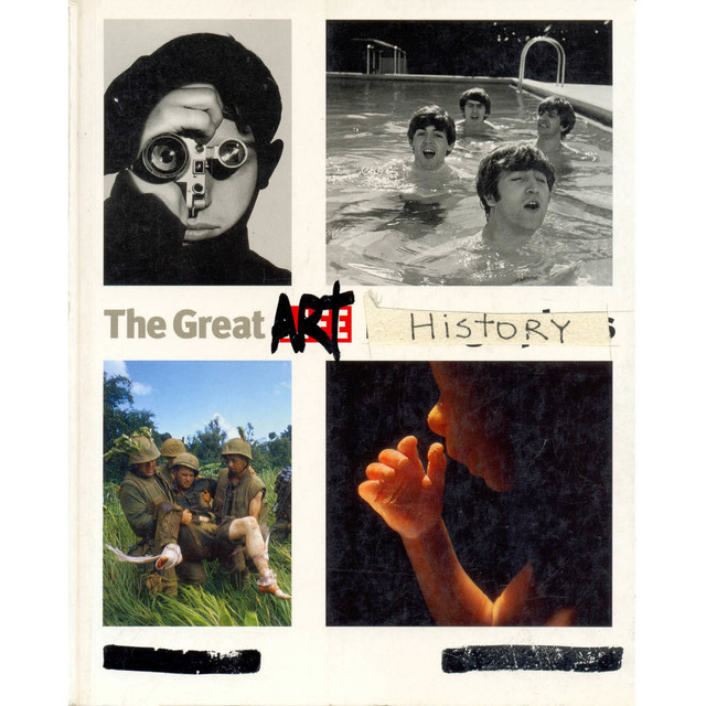 , 'The Great Art History,' 2005, Carbono Galeria
