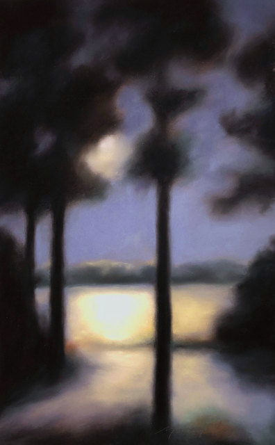 , 'Moonlight,' , William Baczek Fine Arts