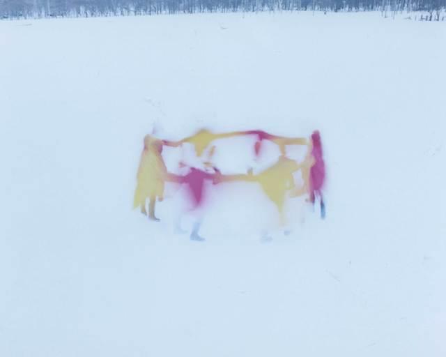 , 'Assembly Snow 2 ,' 2016, De Soto Gallery