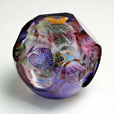 Wes Hunting, 'Color Sphere Hyacinth', 2019, OTA Contemporary