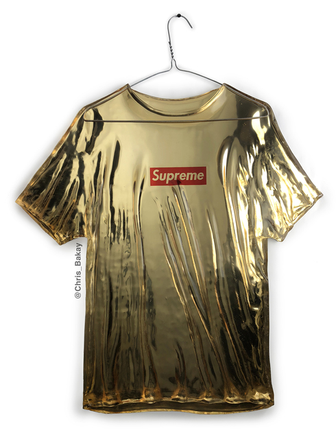 , 'Supreme Tee,' 2019, Fabrik Projects Gallery