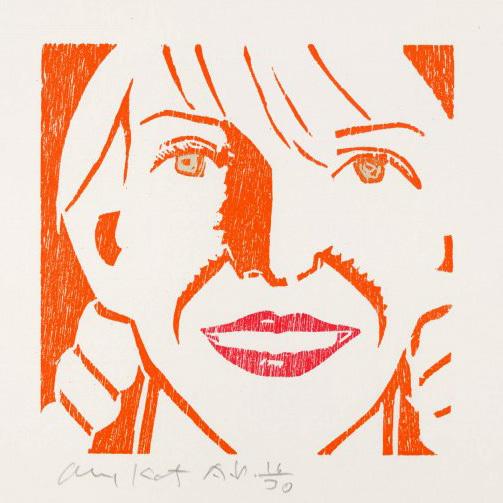 , 'Jessica Ed. 95/200,' 1994, Eckert Fine Art
