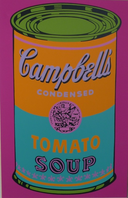 Andy Warhol, 'Campbells Tomato Soup', 1968, Bengtsson Fine Art