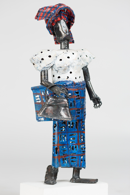 , 'Kalabari Lady  ,' 2008, October Gallery