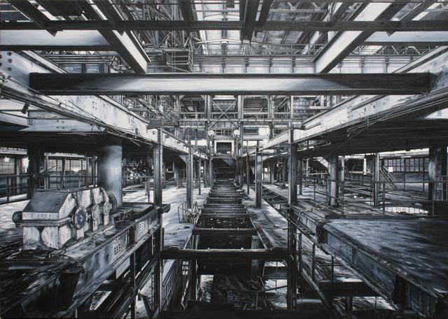 , 'Eskhatos #4,' 2017, Burning Giraffe Art Gallery