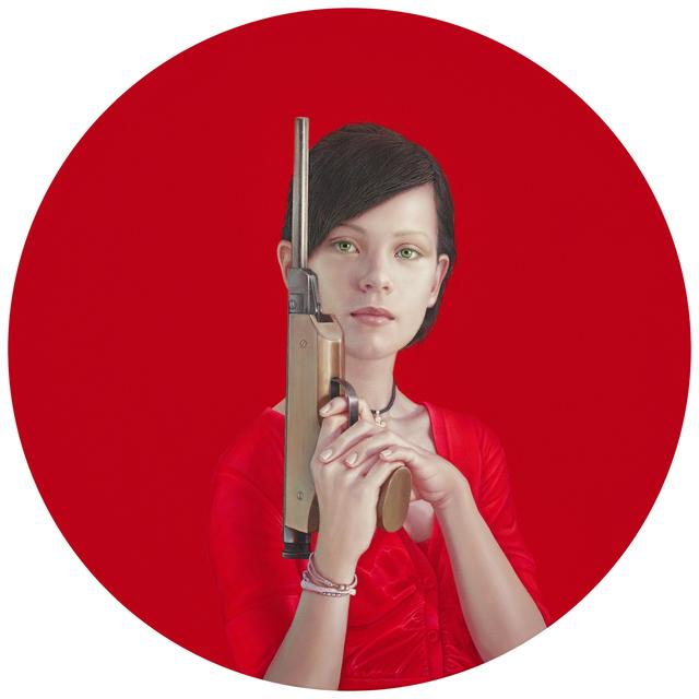 , 'Leire Con Pistola,' 2018, Zemack Contemporary Art