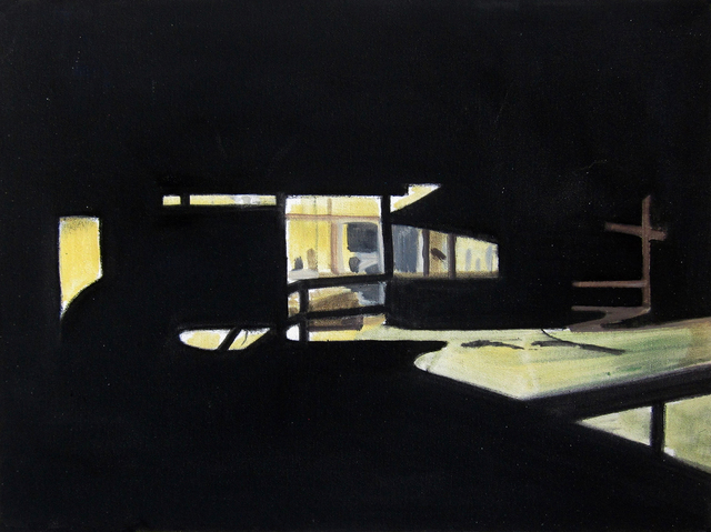 , 'Night Studio,' , Gail Severn Gallery