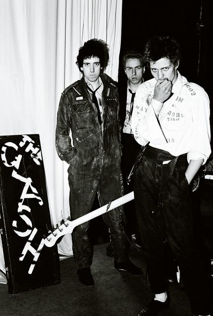 , 'The Clash,' ca. 1976, ElliottHalls