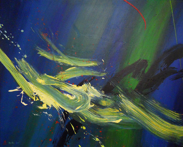 , 'Wild Surfing,' 2000, Walter Wickiser Gallery