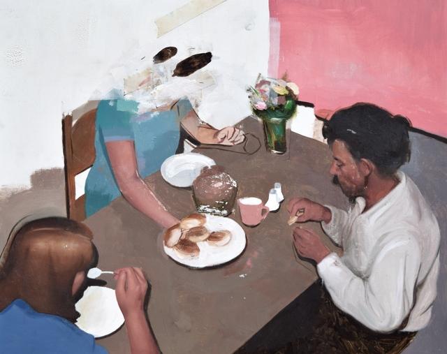 , 'Assembly,' 2017, Robert Kananaj Gallery